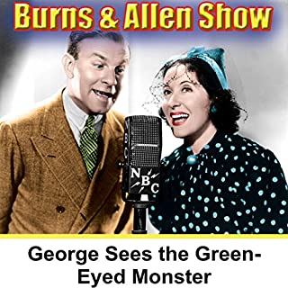 George Is Seeing the Green-Eyed Monster cover art