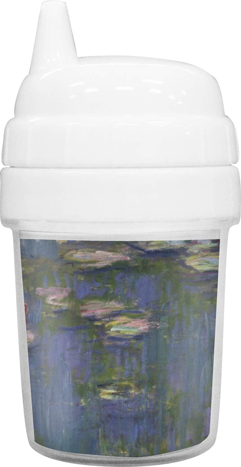 25% OFF Water Max 81% OFF Lilies by Claude Sippy Cup Baby Monet