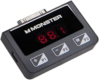 Monster Cable iCarPlay 300 Wireless FM Transmitter for iPod and iPhone