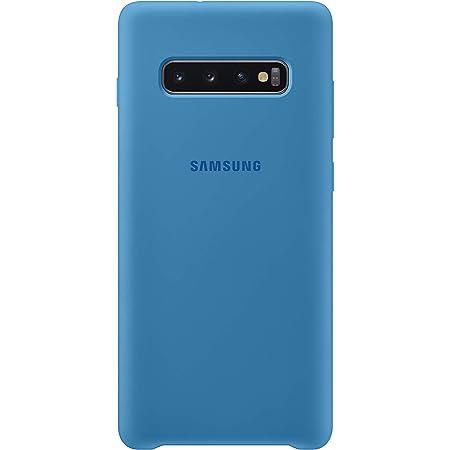 Samsung Silicone Cover Für Galaxy S10 Blau Elektronik