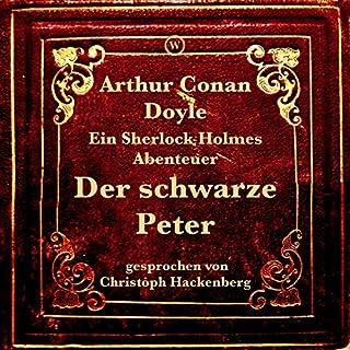 Der schwarze Peter Titelbild