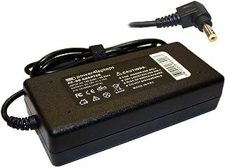 Power4Laptops Adaptador Fuente de alimentación portátil Cargador Compatible con ASUS K52JU-SX316V