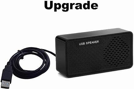 UKHONK Mini Altoparlante USB Portatile Audio Stereo ad Alto Volume, Alimentato Tramite USB per Notebook, Laptop, PC, casa, Esterno, Viaggi, Cassa, Compatto con Sistema 2.0 e Altro - Trova i prezzi più bassi