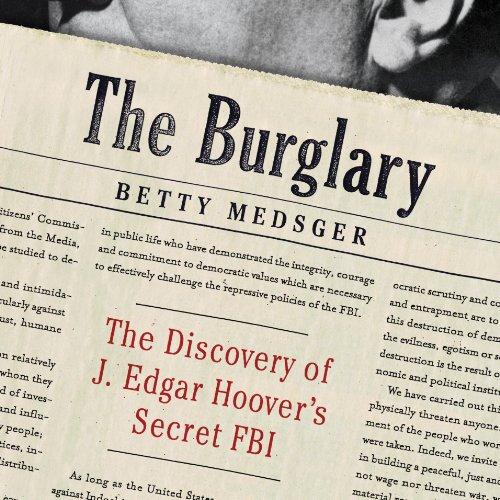 The Burglary cover art