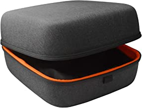 Geekria Gaming Headset Case, Compatible with Razer ManO'War 7.1, Sennheiser GSP 600, 500, PC 373D, Astro A20, A10, Sony Playstation Gold, Platinum Headset and More - Headset Hard Shell Travel Bag