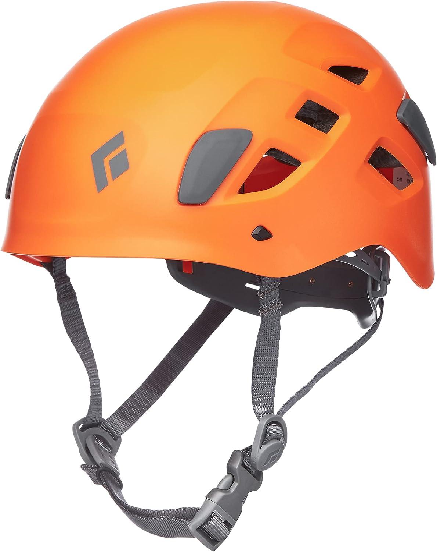 Black Diamond Equipment - Half Dome Helmet - BD Orange - Medium/Large : Sports & Outdoors