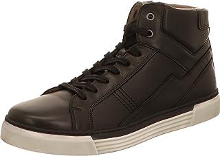 Hommes Sneakers Black Noir, (Black) 0460.14.02