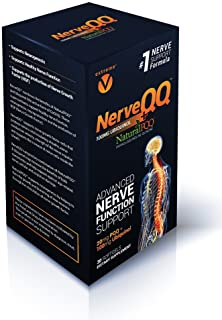NerveQQ Ultra Advanced Formula Neuropathy Support - #1 Recommended Nerve Growth Factor (NGF) Health and Fun...
