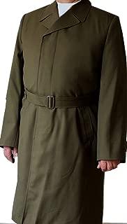Soviet Officer Summer Overcoat Khaki
