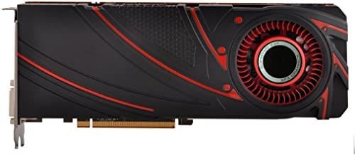 XFX Radeon R9 290 947MHz 4GB DDR5 DP HDMI 2XDVI Graphics Card (R9290AENFC)