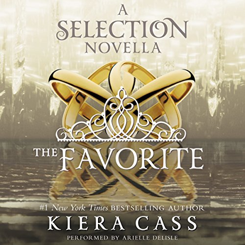 The Favorite audiobook cover art