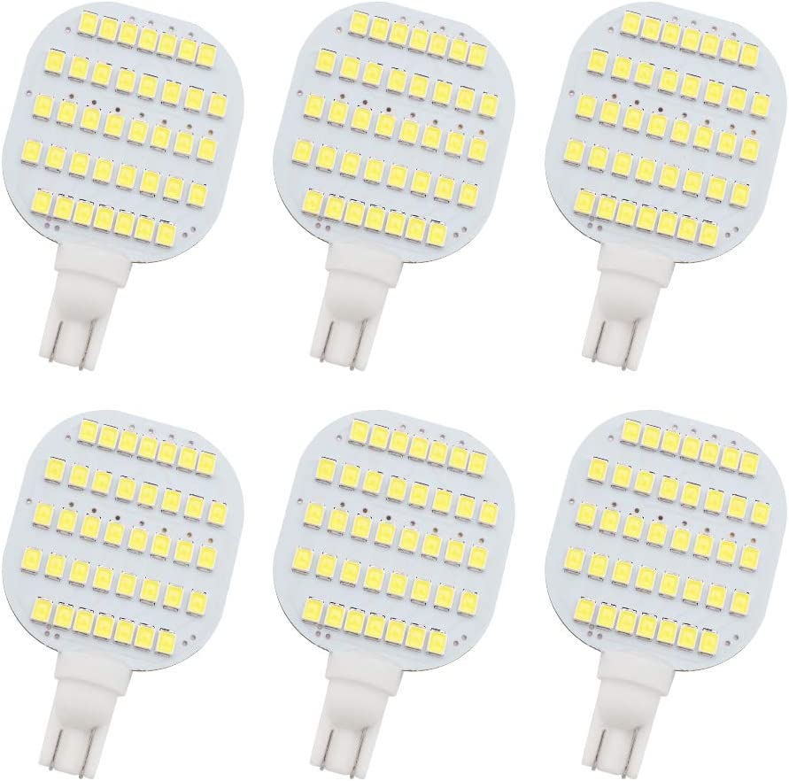 GRV T10 921 922 sold out 912 LED 38-2835 Dome DC12V Ceiling 7000K San Jose Mall SMD RV