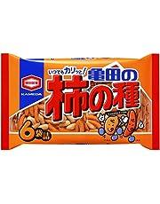 【Amazon.co.jp 限定】亀田製菓 亀田の柿の種6袋詰 200g×6袋
