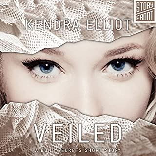 Veiled     A Bone Secrets Novel, Book 3.5              By:                                                                                                                                 Kendra Elliot                               Narrated by:                                                                                                                                 Amy Rubinate                      Length: 1 hr and 56 mins     499 ratings     Overall 4.3