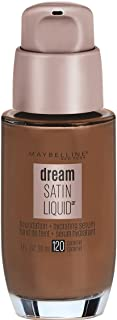 Maybelline New York Dream Liquid Mousse Foundation, Caramel, 1 fl. oz.(Packaging May Vary)
