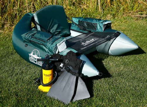Creek Company ODC 420 Lightweight Combo Float Tube by Creek Company
