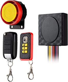 keyless system for motorcycle