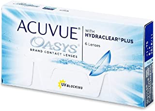 Acuvue Oasys Monthly Contact Lenses -1.00