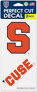 syracuse university decals