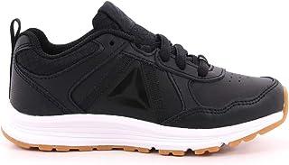 Reebok Almotio 4.0 Siyah Beyaz GUM Erkek Çocuk Koşu Ayakkabısı