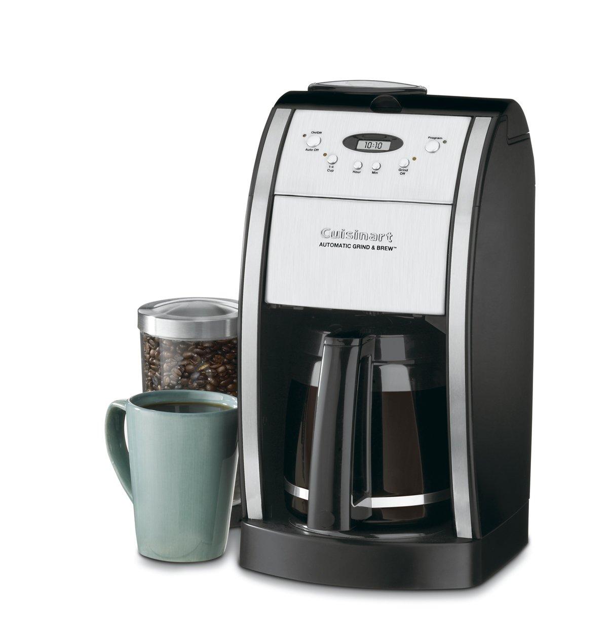 Cuisinart DGB 550BK Coffee Grinder Silver