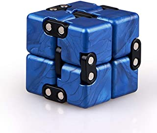 LiangCuber Qiyi Infinity Cube Fidget Toy Best for Stress and Anxiety Relief Hand Killing Time Transform Cubes Qiyi Speed C...