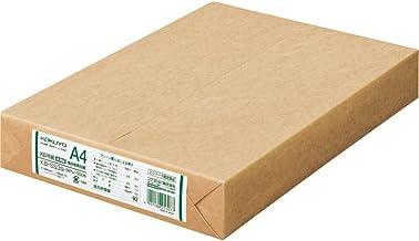 コクヨ コピー用紙 A4 低白色再生紙 500枚 PPC用紙 共用紙 KB-SS39