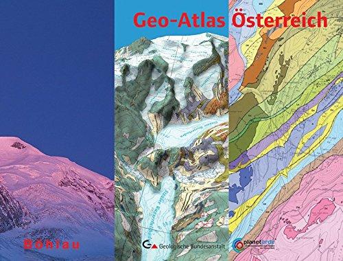 Geo-Atlas Österreich: Die Vielfalt des geologischen Untergrundes
