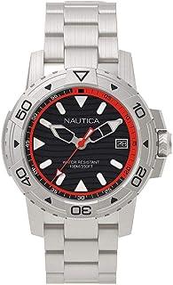 Nautica Men's NAPEGT Watch Grey