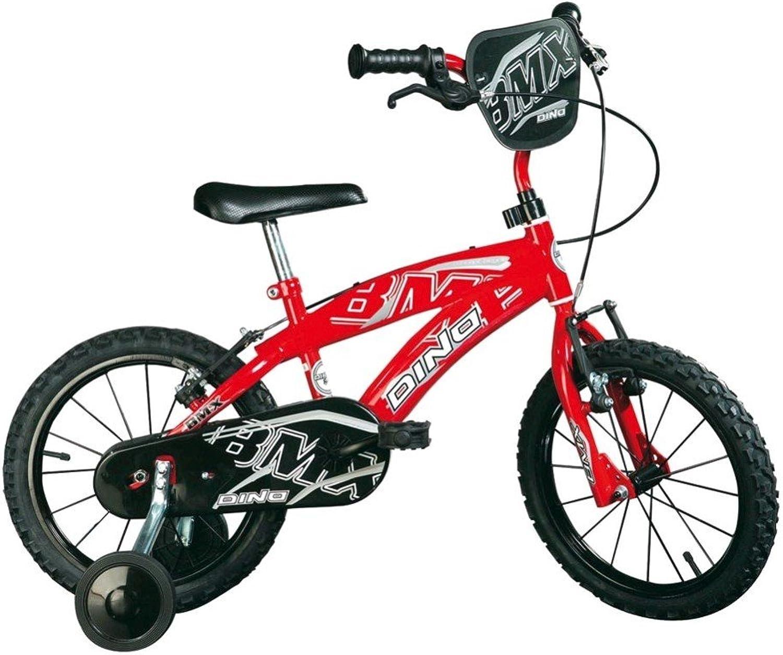 genuina alta calidad Partner Jouet AUA165XC BMX 16    Bike  envío gratis