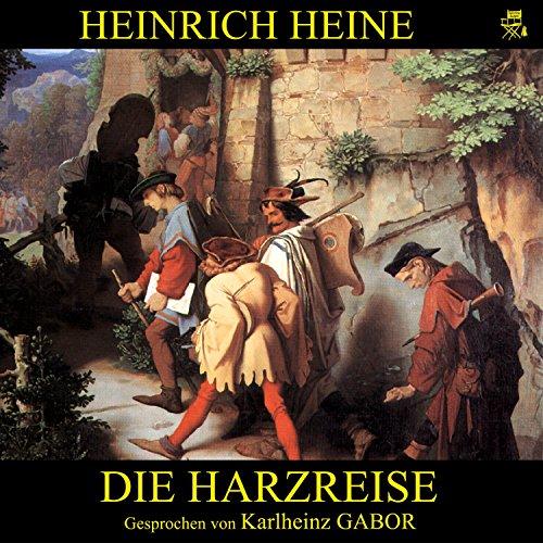 Die Harzreise  By  cover art