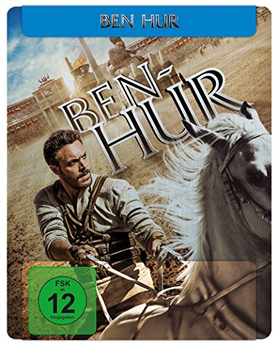 Ben Hur - Steelbook [Blu-ray] [Limited Edition]