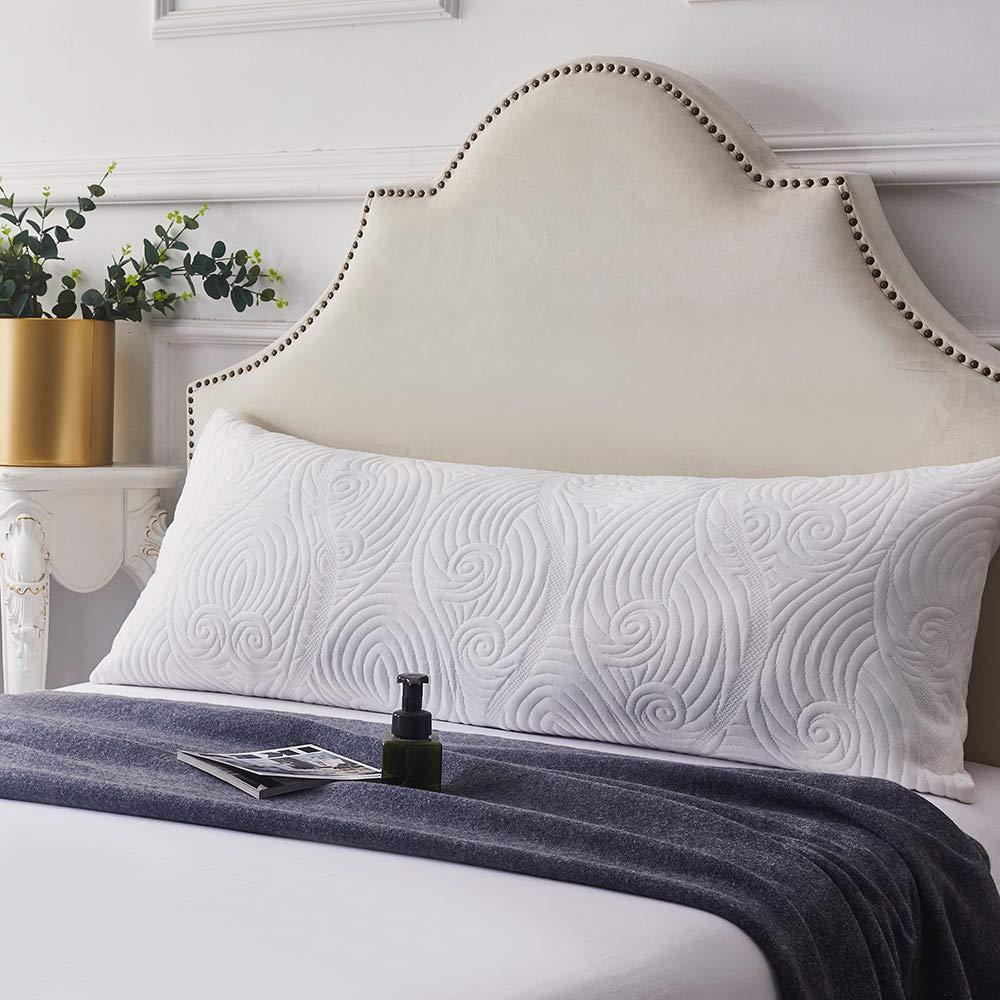 Magnolia Organics Wool Bolus Pillow Queen