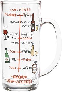 アルコール摂取適量 ジョッキSAN1982