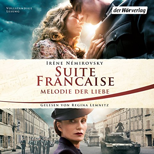 Suite française audiobook cover art
