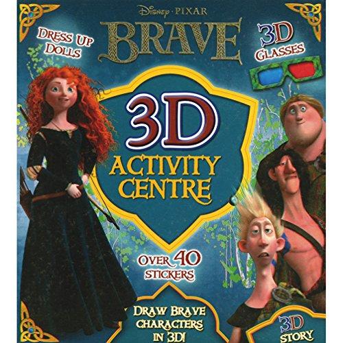 Disney Brave 3D Activity Centre (Disney Pixar Brave Film Tie in)