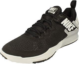 Zoom Domination Tr 2 Mens Running Trainer Shoes, Black/White/Dark Grey, 10