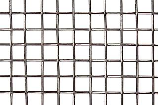 Malla Electrosoldada Galvanizada Altura mm:6x6 Longitud m:1x25 Diámetro mm:0,8