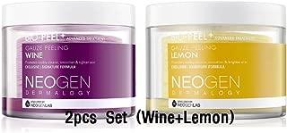 [Neogen] Bio-Peel Gauze Peeling Wine and Lemon, 60 Count, 400 Milliliter