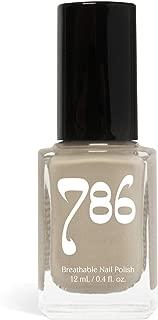 786 Cosmetics Baghdad - (Nude Tan) Vegan Nail Polish, Cruelty-Free, 11-Free, Halal Nail Polish, Fast-Drying Nail Polish, Best Nude Nail Polish