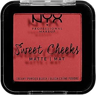 NYX PROFESSIONAL MAKEUP Sweet Cheeks Matte Blush, Citrine Rose