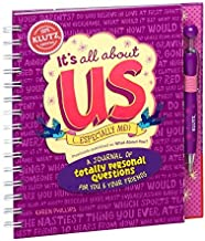 It's All About Us (?Especially Me!): A Journal of Totally Personal Questions for You & Your Friends (Klutz) by Phillips, Karen (2013) Paperback