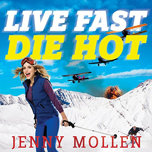 Live Fast Die Hot audiobook cover art