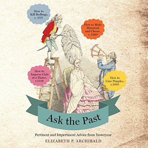Ask the Past audiobook cover art