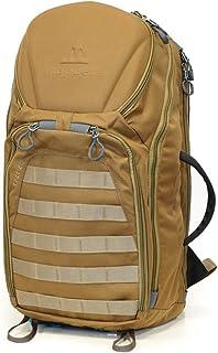 Tactico - Mochila táctica urbana, multifunción, para trabajo y exterior, 18 litros, mochila de negocios con compartimento para portátil y mochila de trekking, 2ª elección