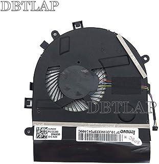 DBTLAP CPU Ventilador compatibles para Lenovo U31-70 E31-70 E31-80 E51 500S-13ISK EG50050s1-C760-S99 Ventilador