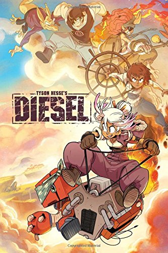 Price comparison product image Tyson Hesse's Diesel: Ignition (1)