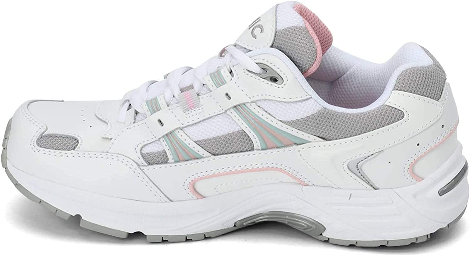 Vionic Women's Walker Classic Comfortable Leisure Shoes- Supportive Walking Sneakers That Include Three-Zone Comfort with Orthotic Insole Arch Support