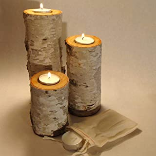 Best birch bark candle holders Reviews