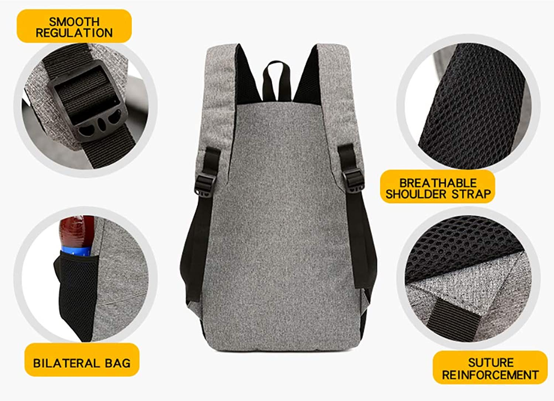 Leisure Travel Backpack Male MultiFunction Korean Laptop Bag
